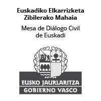 Mesa de dialogo civil de Euskadi