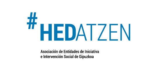 Hedatzen logo castellano